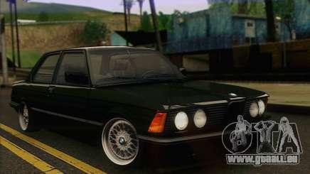 BMW 3 Series (E21) pour GTA San Andreas