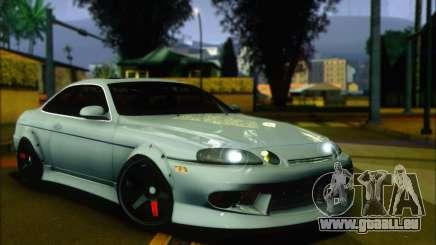 Lexus SC300 pour GTA San Andreas