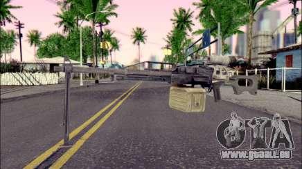 Systemsteuerung Pecheneg (ArmA 2) für GTA San Andreas