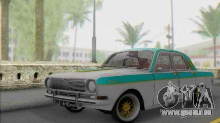 GAS 24 für GTA San Andreas
