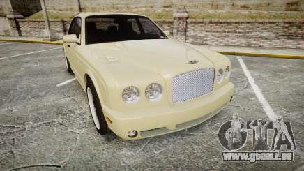 Bentley Arnage T 2005 Rims1 Black pour GTA 4