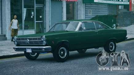 Ford Fairlane 500 1966 pour GTA 4