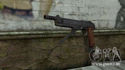 Beretta 93R für GTA San Andreas