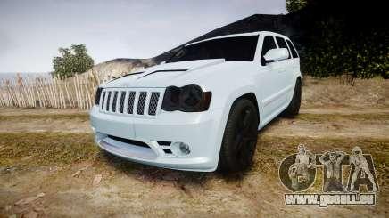 Jeep Grand Cherokee SRT8 stock für GTA 4