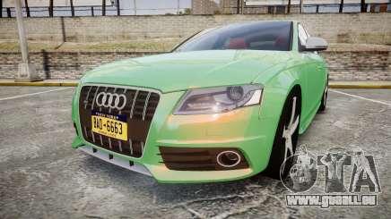 Audi S4 2010 FF Edition pour GTA 4