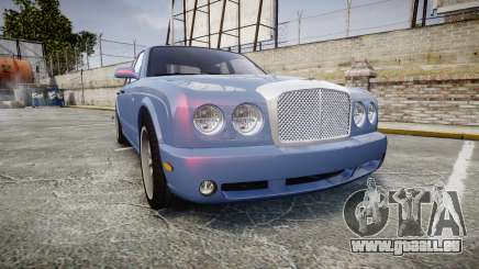 Bentley Arnage T 2005 Rims2 Black pour GTA 4