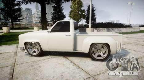 Vapid Bobcat Badass für GTA 4 linke Ansicht