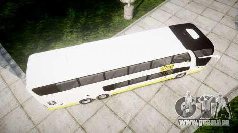 Marcopolo G7 OAD Reizen pour GTA 4 est un droit