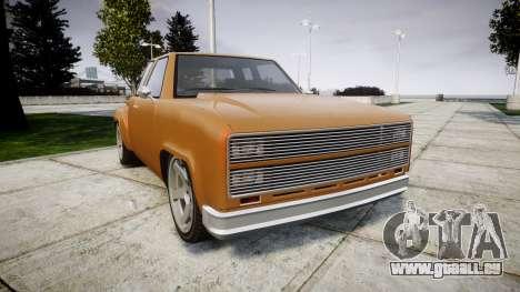 Vapid Bobcat Badass extended pour GTA 4