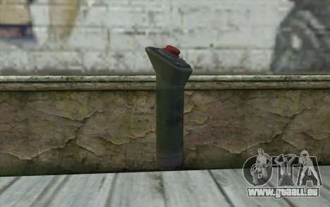 Nouveau Détonateur (Sniper Guerrier Fantôme) pour GTA San Andreas