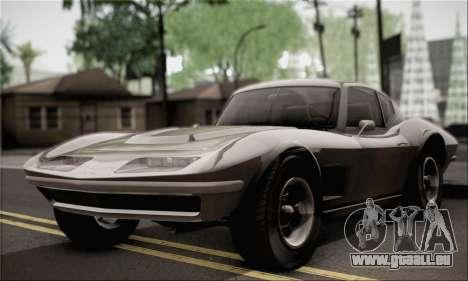 Invetero Coquette Classic v1.1 für GTA San Andreas