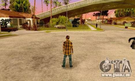 Los Santos Vagos pour GTA San Andreas quatrième écran