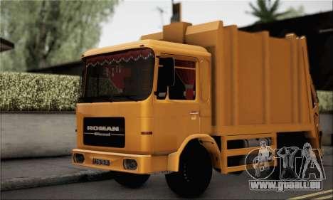 Roman Garbage pour GTA San Andreas