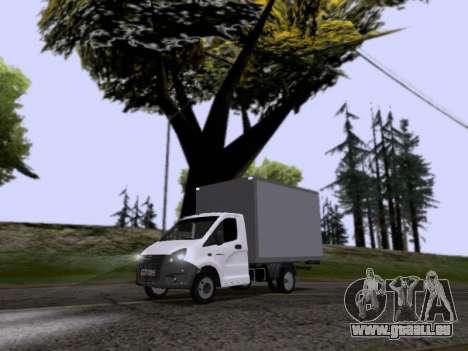 Gazelle Weiter für GTA San Andreas