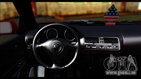 Volkswagen BorAir für GTA San Andreas rechten Ansicht