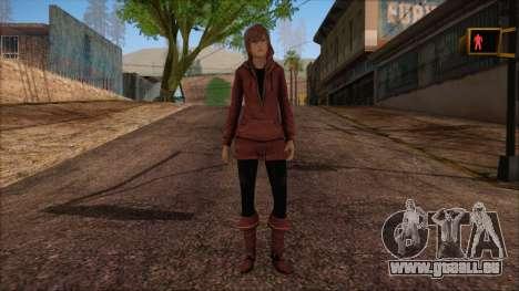 Modern Woman Skin 17 für GTA San Andreas