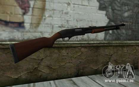 Shotgun from State of Decay pour GTA San Andreas deuxième écran