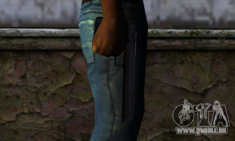 Grammaton Cleric Beretta v1 pour GTA San Andreas troisième écran