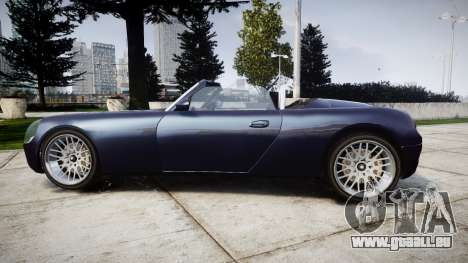 GTA III Stinger für GTA 4 linke Ansicht
