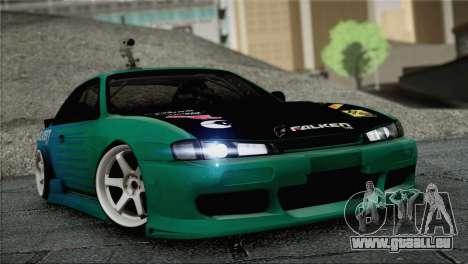 Nissan Silvia S14 Falken für GTA San Andreas