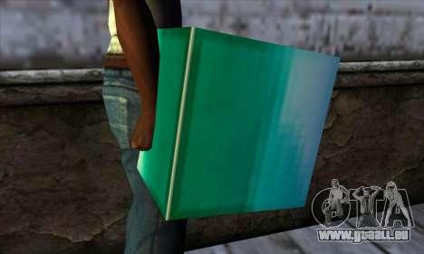 Block (Minecraft) v10 für GTA San Andreas dritten Screenshot
