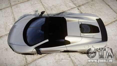 McLaren 650S Spider 2014 [EPM] v2.0 pour GTA 4 est un droit