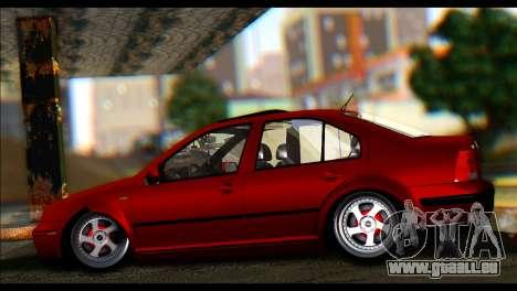 Volkswagen BorAir für GTA San Andreas linke Ansicht