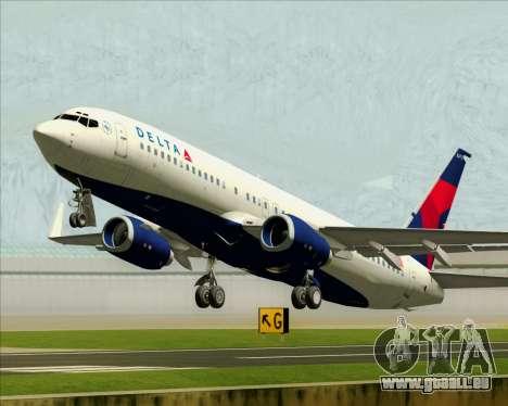 Boeing 737-800 Delta Airlines für GTA San Andreas