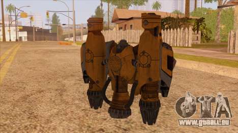 New Jetpack v1 pour GTA San Andreas