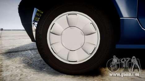Renault Twingo I für GTA 4 Rückansicht