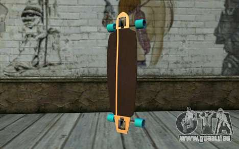 Longboard pour GTA San Andreas