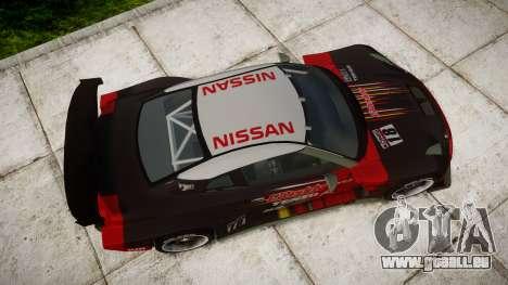 Nissan GT-R Super GT [RIV] für GTA 4 rechte Ansicht