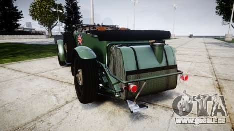 Bentley Blower 4.5 Litre Supercharged [low] für GTA 4 hinten links Ansicht