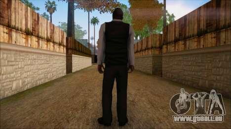 GTA 5 Online Skin 9 pour GTA San Andreas deuxième écran
