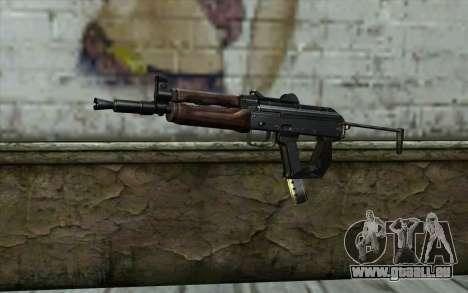 Pistolet Guépard pour GTA San Andreas