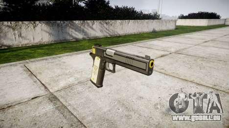 Le Gun De Tony Montana pour GTA 4