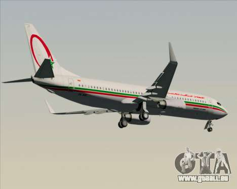 Boeing 737-8B6 Royal Air Maroc (RAM) für GTA San Andreas