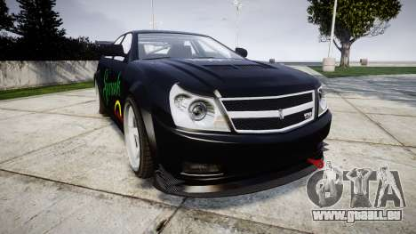 Albany Presidente Racer [retexture] Sprunk pour GTA 4