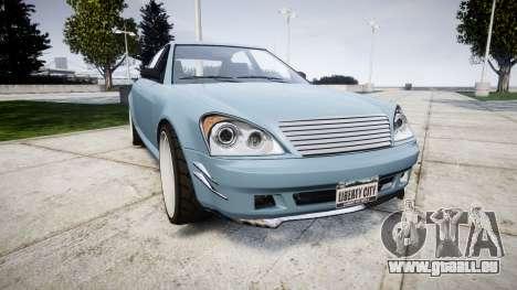 Benefactor Schafter Gen. 1 Grey Series für GTA 4