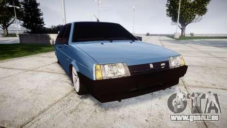 AIDE-Lada 2109 1500i pour GTA 4