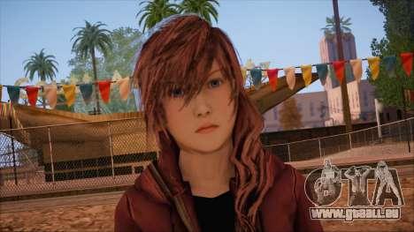 Modern Woman Skin 10 v2 für GTA San Andreas dritten Screenshot