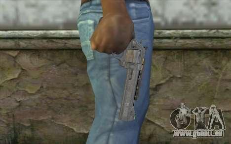 Magnum from COD: Ghosts pour GTA San Andreas troisième écran
