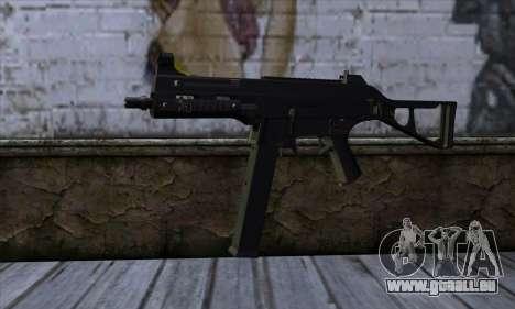 UMP45 v2 pour GTA San Andreas