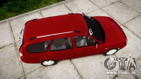 ВАЗ-2171 INSTALLIERT sein, Bevor rims1 für GTA 4 rechte Ansicht