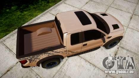 Ford F-150 Raptor pour GTA 4 est un droit