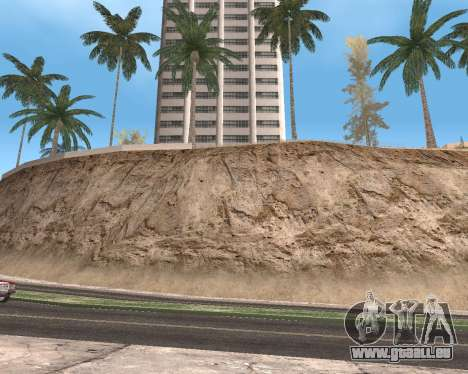 Textur Los Santos von GTA 5 für GTA San Andreas neunten Screenshot