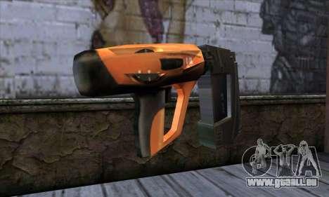 Nailgun from Manhunt für GTA San Andreas zweiten Screenshot