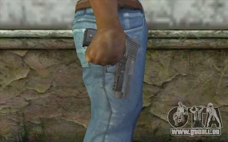 P226 from COD: Ghosts für GTA San Andreas dritten Screenshot