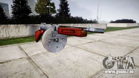 Maschinenpistole Thompson M1A1 drum icon1 für GTA 4