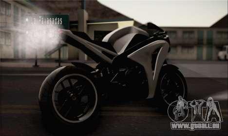 Double T GTA 5 für GTA San Andreas linke Ansicht